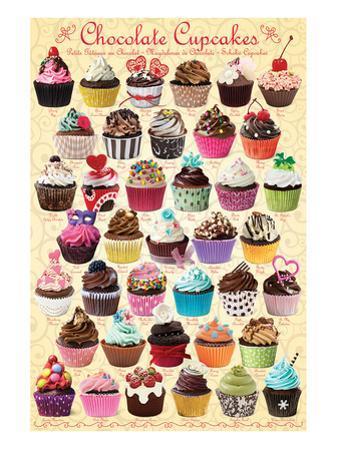 Chocolate Cupcakes - Sweets