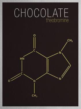 Chocolate (Theobromine) Molecule