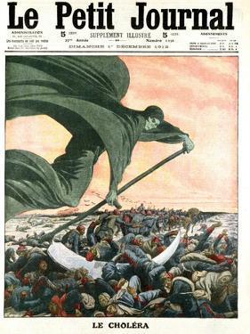 Cholera, 1912