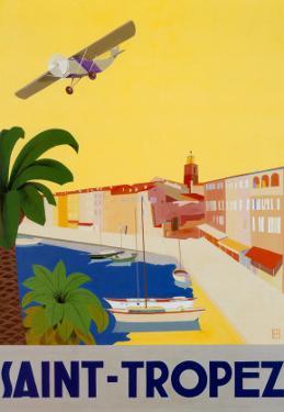 Saint Tropez by Chomel