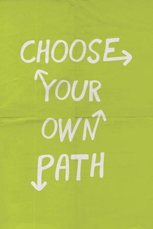 Choose Your Own Path