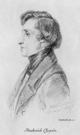 Chopin, Winterhalter