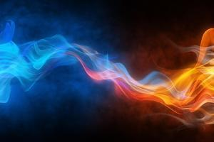 Abstract Background by CHOReograPH