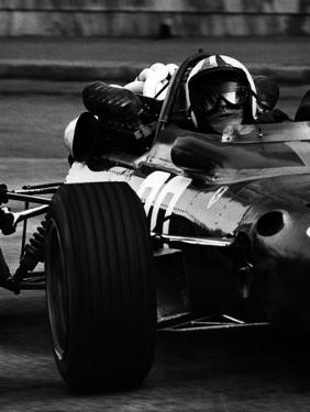 Chris Amon in Ferrari during 1967 Italian Grand Prix