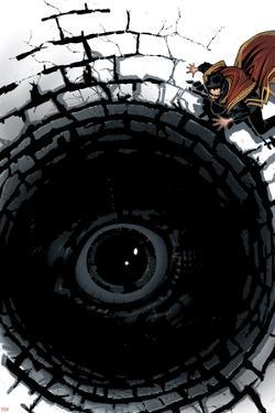 Doctor Strange No. 9 Cover Art Featuring: Dr. Strange by Chris Bachalo