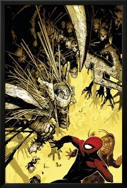 The Amazing Spider-Man No.557 Cover: Spider-Man by Chris Bachalo