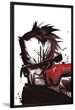 The Amazing Spider-Man No.576 Cover: Hammerhead by Chris Bachalo