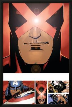 Uncanny X-Men #3 Featuring Cyclops by Chris Bachalo