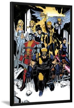 X-Men: Curse of The Mutants - Storm & Gambit No.1: Wolverine, Colossus, Magik, Psylocke, Northstar by Chris Bachalo