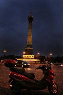 Paris, France by Chris Bickford