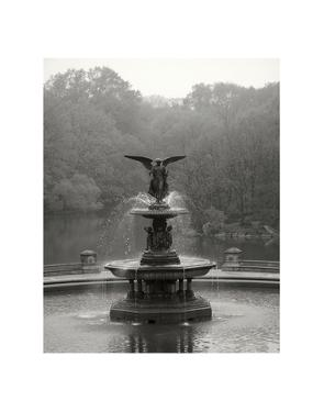 Bethesda Fountain by Chris Bliss