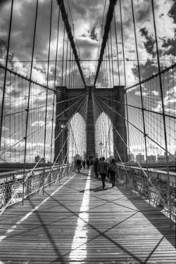 Brooklyn Bridge by Chris Bliss