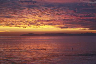 Catalina Sunset by Chris Bliss