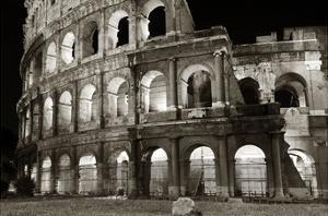 Colosseum by Chris Bliss