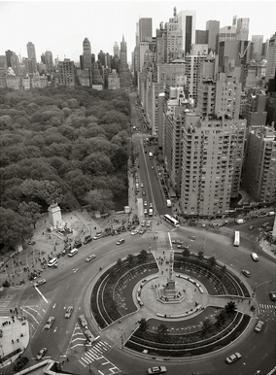 Columbus Circle by Chris Bliss