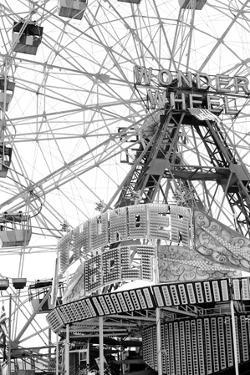 Coney Island by Chris Bliss