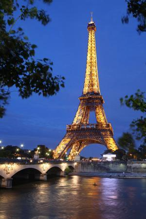 Eiffel Tower 3 by Chris Bliss