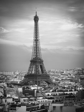 Eiffel Tower 5 by Chris Bliss