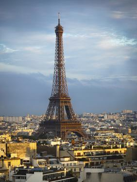Eiffel Tower 5b by Chris Bliss
