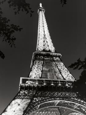 Eiffel Tower at Night by Chris Bliss