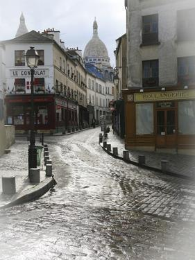 Montmartre 1 by Chris Bliss