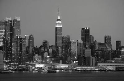 New York Skyline by Chris Bliss