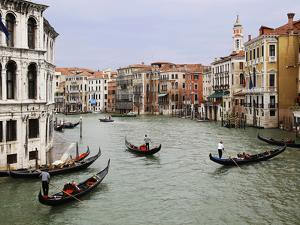 Venice Canal by Chris Bliss