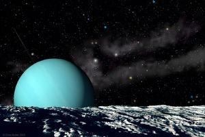 Uranus by Chris Butler