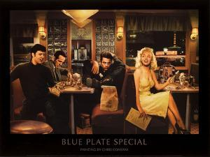 Blue Plate Special by Chris Consani