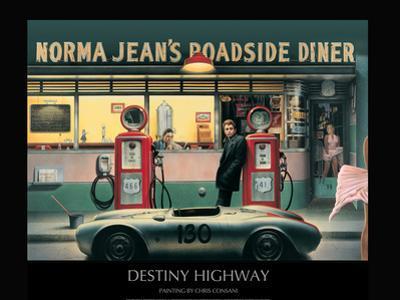Destiny Highway by Chris Consani