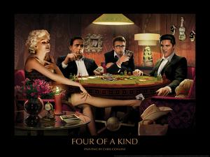 Four of a Kind by Chris Consani