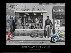 Highway 51 (Silver Series) by Chris Consani