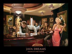 Java Dreams by Chris Consani