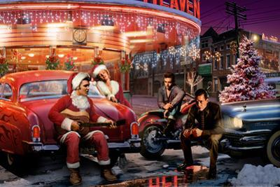 Legendary Christmas by Chris Consani