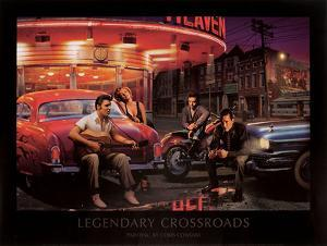 Legendary Crossroads by Chris Consani