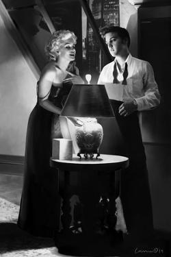 Marilyn and Elvis Penthouse by Chris Consani