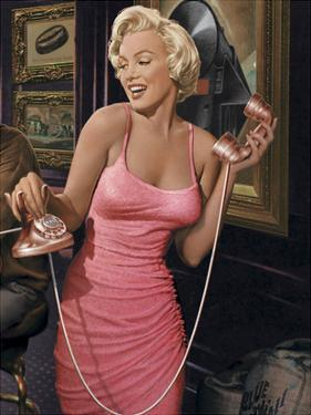 Marilyn's Call II by Chris Consani