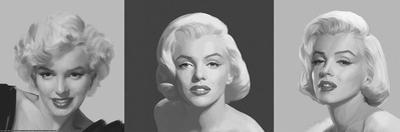 Marilyn Trio by Chris Consani