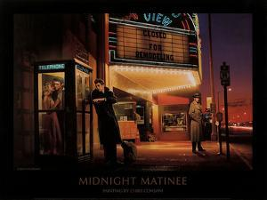 Midnight Matinee by Chris Consani