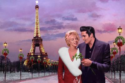 Paris Christmas by Chris Consani