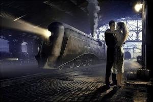 Train Depot by Chris Consani