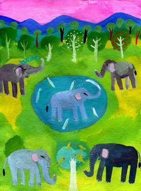 Animals in Safari by Chris Corr