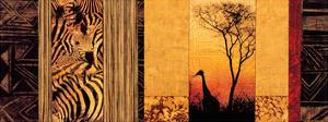 African Plains by Chris Donovan