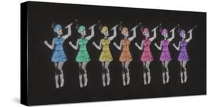 Dance Twirl by Chris Dunker