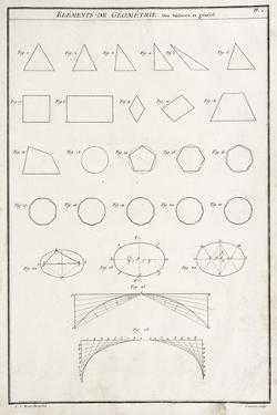 Elements de Geometrie by Chris Dunker