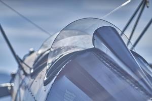 John Kerr Airplane 5 by Chris Dunker