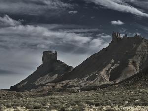 Moab Mountain 1 by Chris Dunker