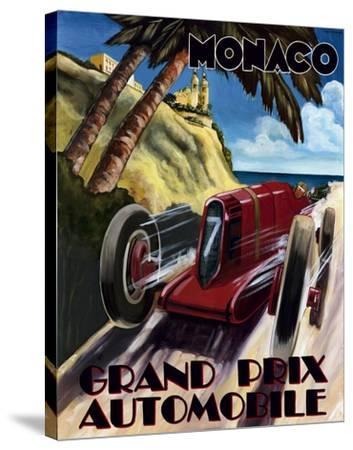 Monaco Grand Prix by Chris Flanagan