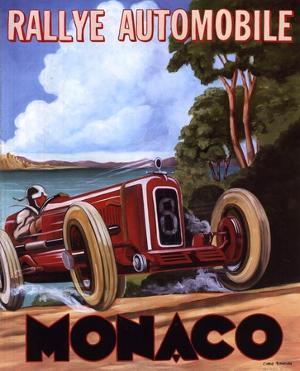 Monaco Rallye by Chris Flanagan