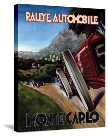 Monte Carlo Rallye by Chris Flanagan